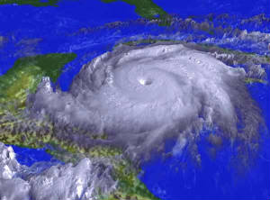 HURRICANE MITCH 1998